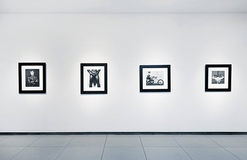 Robert Mapplethorpe: Sheathed, installation view, March 2019