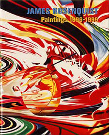 James Rosenquist, Paintings 1996-1999, book