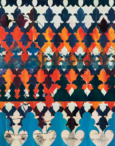 Philip Taaffe, Recent Paintings, 2012, book cover